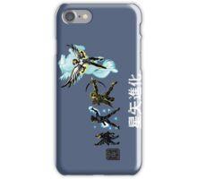 Seiya Evolution iPhone Case/Skin
