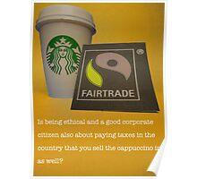 Fairtrade Poster