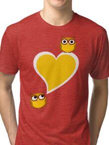 Hoo? Me? Tri-blend T-Shirt