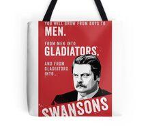 RON SWANSON Quote#4 Tote Bag