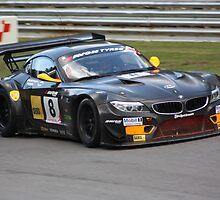 BMW Z4 GT3 - Mowle and Osborne by Matt Dean