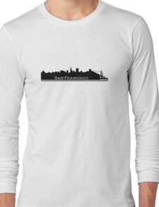 SF Bay  Long Sleeve T-Shirt