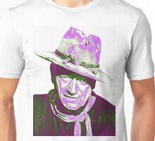 John Wayne in The Man Who Shot Liberty Valance Unisex T-Shirt