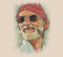 Steve Zissou by jizzinmypants