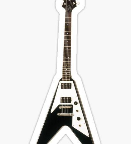 Epiphone 67 Flying V Electric Guitar Sticker