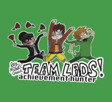 TEAM LADS - Achievement Hunter by DoodlesByAdzie
