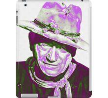 John Wayne in The Man Who Shot Liberty Valance iPad Case/Skin