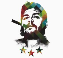 Che Guevara by jizzinmypants
