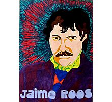 Jaime Roos Photographic Print