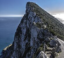 Gibraltar UK by DONATAS JARAS