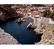 Dubrovnik, Croatia Photographic Print