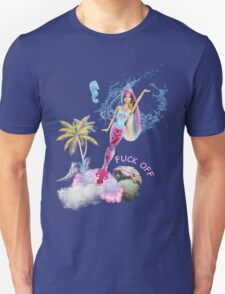 Mermaid Barbie - F*CK OFF T-Shirt