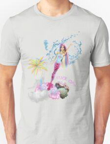Mermaid Barbie - F*CK OFF Unisex T-Shirt
