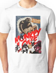 Monkey Love Unisex T-Shirt