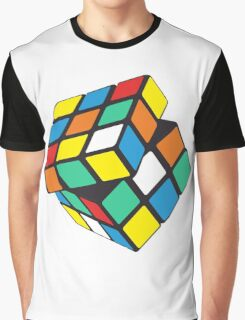The Cube Graphic T-Shirt