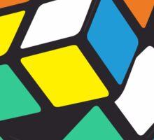 The Cube Sticker