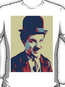 Charles Chaplin Charlot T-Shirt