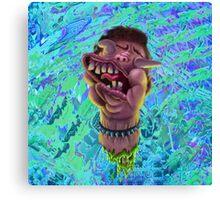 B8kdBrkz Canvas Print