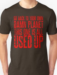 Message TO Space T-Shirt