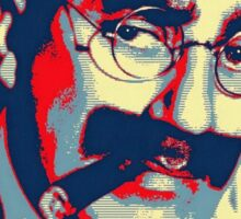 Groucho Marx Sticker