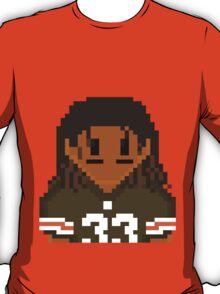 8Bit Trent Richardson NFL T-Shirt