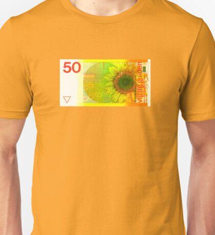 Vijftig gulden Unisex T-Shirt