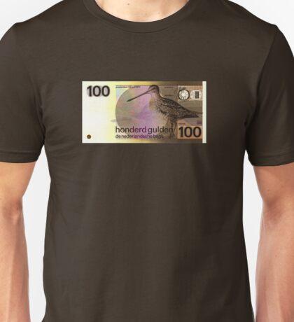 Honderd gulden Unisex T-Shirt