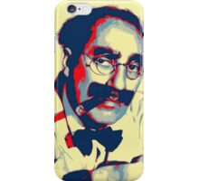 Groucho Marx iPhone Case/Skin