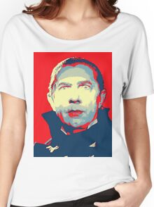 Bela Lugosi in Mark of the Vampire Women's Relaxed Fit T-Shirt