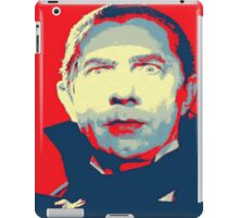 Bela Lugosi in Mark of the Vampire iPad Case/Skin