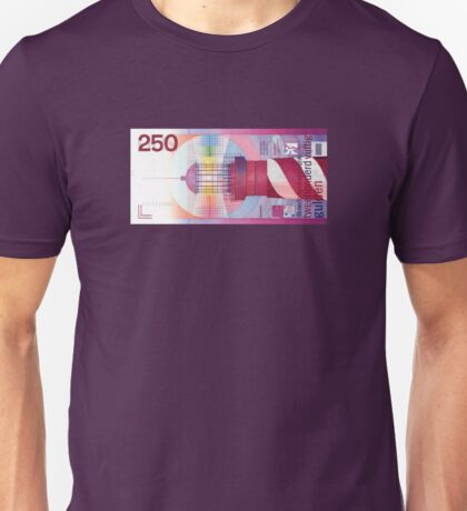 Tweehonderd vijftig gulden Unisex T-Shirt