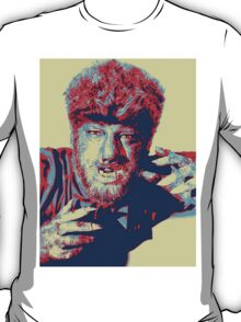 Lon Chaney, Jr in The Wolf Man T-Shirt