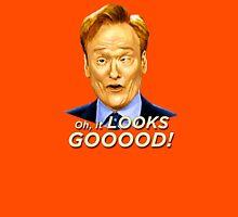 Conan Looks Good Unisex T-Shirt