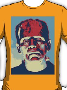 Boris Karloff in The Bride of Frankenstein T-Shirt