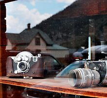 Vintage Cameras  by BurrowBadger
