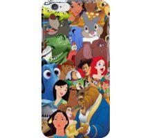 Old Disney iPhone Case/Skin