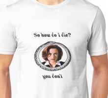 The X-Files - You Don't Unisex T-Shirt