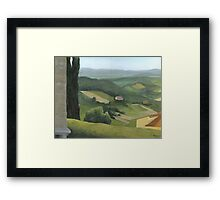 Montecastello view #2 Framed Print