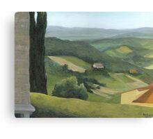 Montecastello view #2 Canvas Print