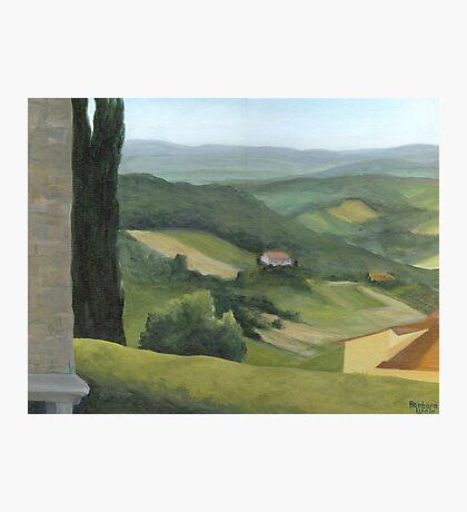Montecastello view #2 Photographic Print