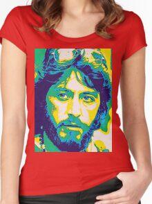 Al Pacino in Serpico Women's Fitted Scoop T-Shirt