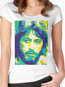 Al Pacino in Serpico Women's Fitted Scoop T-Shirt