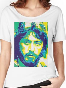 Al Pacino in Serpico Women's Relaxed Fit T-Shirt