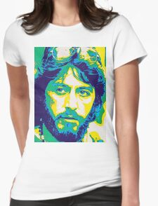 Al Pacino in Serpico Womens Fitted T-Shirt