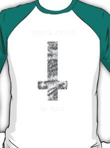 Black Metal Is War - Black Shirt T-Shirt