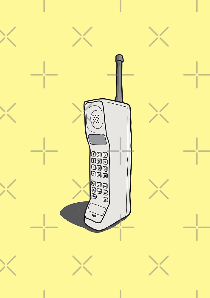 Retro Mobile by ManlyDesign
