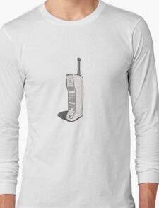 Retro Mobile Long Sleeve T-Shirt