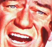John Wayne in Hatari! Sticker