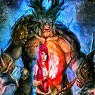 Dragon Age by Joe Misrasi