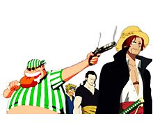 First Kill İn One Piece Photographic Print